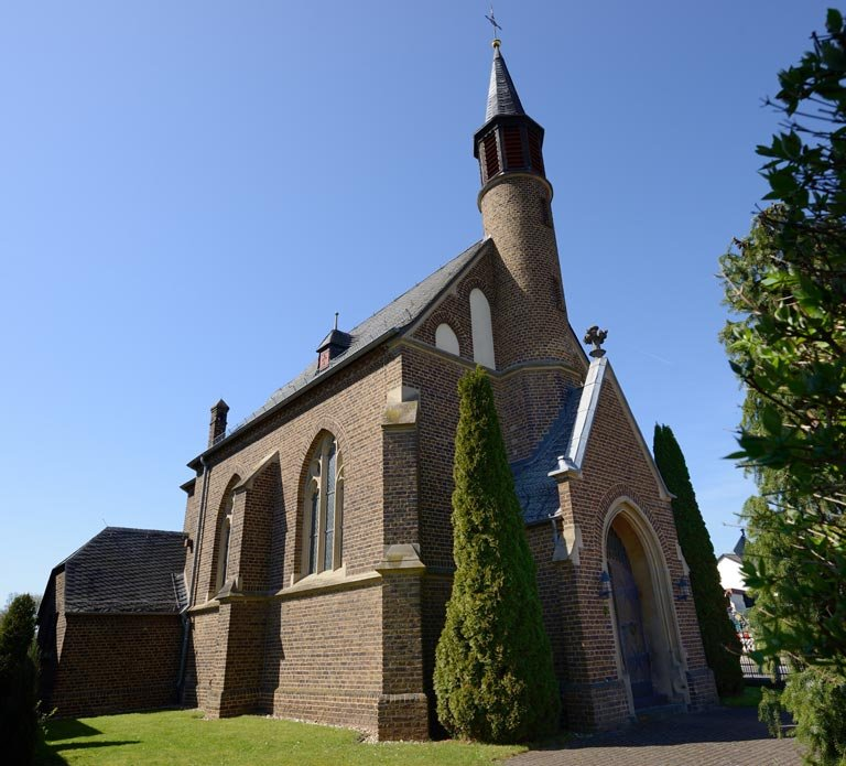 "Kapelle ""Mutter vom Guten Rat"" in Rheder (c) W. Jacobs"